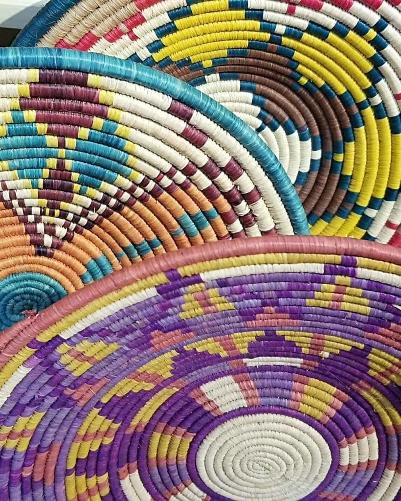Handmade Fair Trade Basket from Ten Thousand Villages