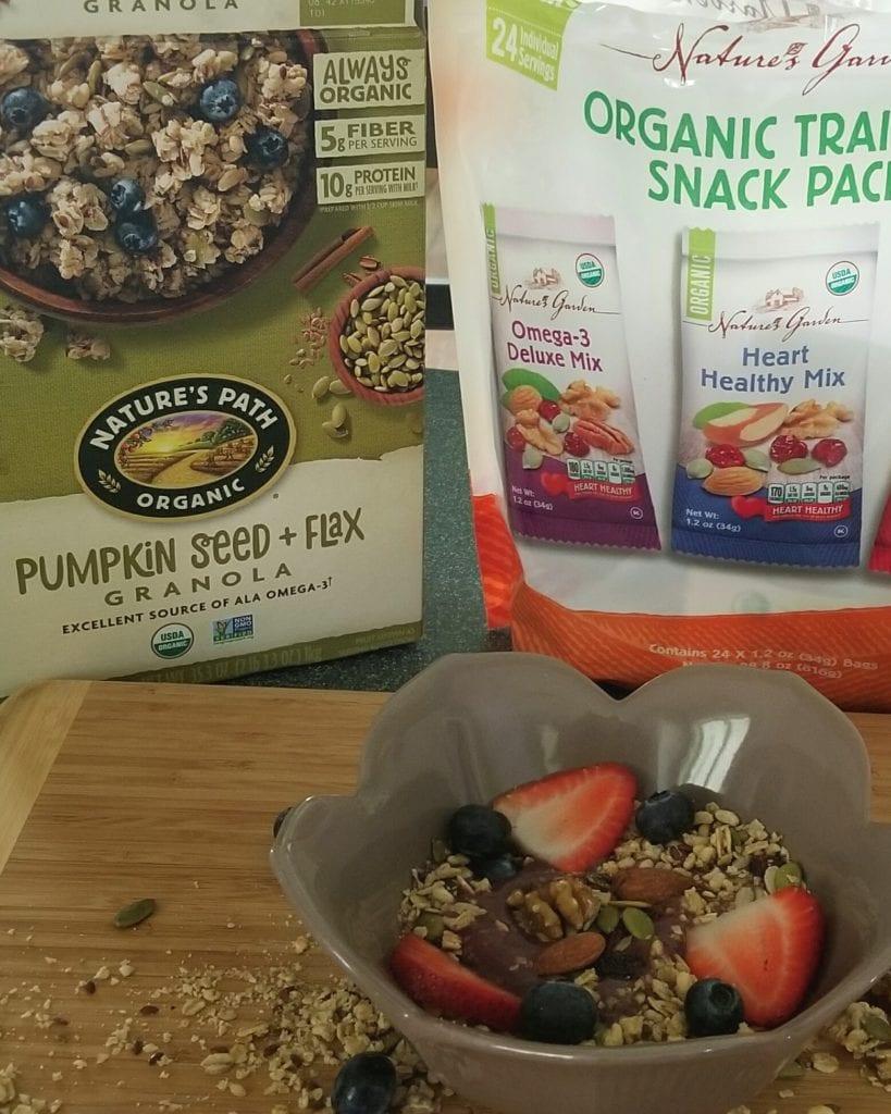 Healthy breakfast for kids that is easy