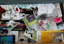 How to Organize Your Junk Drawer Fast and Cheap messy drawer