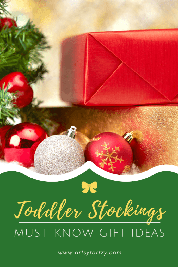 Toddler stockings, toddler gift ideas for 1 year old
